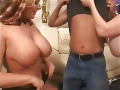 BBW, Big Boobs, Hardcore, Mature, Threesome