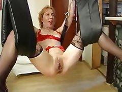 BDSM, Granny, Mature