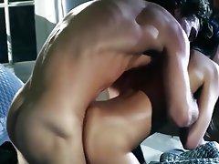 Anal, Babe, Blowjob, Hardcore, Interracial