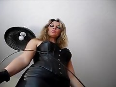 BDSM, German, Foot Fetish, POV