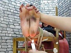 BDSM, Bondage, Foot Fetish