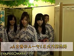 Big Boobs, Group Sex, Japanese