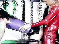 BDSM, Femdom, German, Latex, Vintage