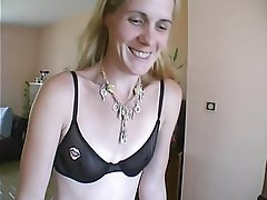 Amateur, Blonde, French, Voyeur