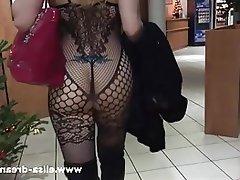 Amateur, Big Butts, Blonde, Public
