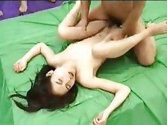Bukkake, Cumshot, Gangbang, Group Sex, Japanese