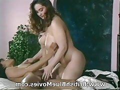 British, Pornstar, Vintage