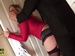 BDSM, British, Spanking