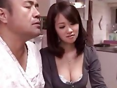 Asian, Cheating, Handjob, Japanese