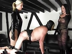 Babe, BDSM, Latex, Strapon, Mistress