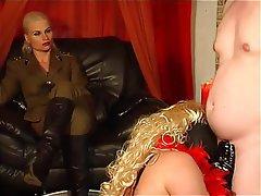 BDSM, Bisexual, Femdom, German