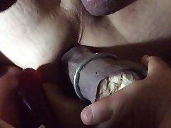 BDSM, Femdom, Dildo, Fisting