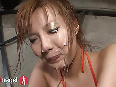 Asian, Bukkake, Japanese, Squirt