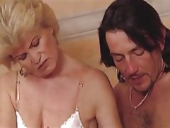 Granny, Hardcore, Mature, Old and Young, Saggy Tits
