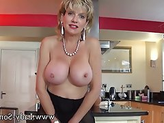 Big Boobs, British, Mature, MILF