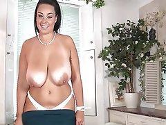 Big Boobs, British, Pornstar