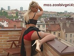 Czech, Lingerie, Pantyhose, Stockings
