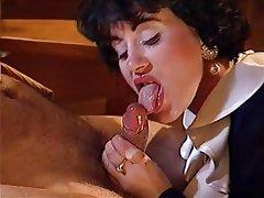 Double Penetration, Facial, Group Sex, Vintage