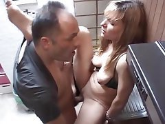 German, Old and Young, Mature, Threesome