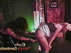 Bondage, Femdom, Mistress, Spanking, Upskirt