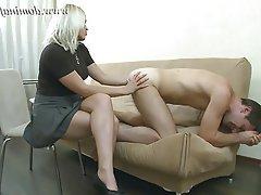 BDSM, Femdom, Fisting, Foot Fetish