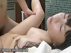 Asian, Babe, Close Up, Creampie, Japanese