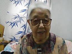 Chinese, Granny, Mature