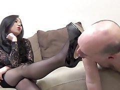 BDSM, Foot Fetish, Femdom, Mistress