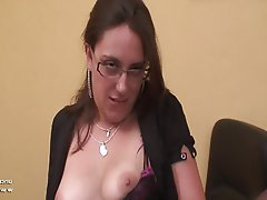 Amateur, Anal, Brunette, French