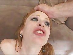Anal, Double Penetration, Hardcore, Redhead