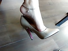 Foot Fetish, High Heels, Classic