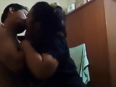 Asian, Indonesian, Kissing, Couple
