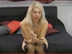 Big Boobs, Blonde, MILF, Webcam