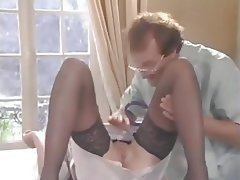 Bisexual, Group Sex, Lingerie, Medical