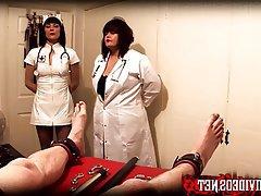 BDSM, Double Penetration, Medical, Mistress