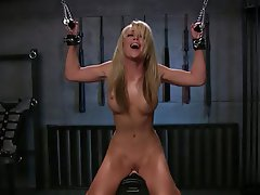 BDSM, Bondage, Orgasm, Machine Fucking