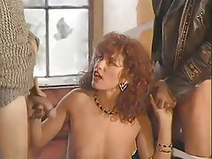 Anal, Cumshot, Double Penetration, Group Sex, Vintage