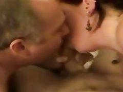 Couple, Bisexual, Blowjob, Cuckold