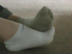 Amateur, Foot Fetish