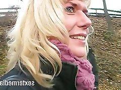 Anal, Blonde, Hardcore, German