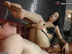 BDSM, Stockings, Femdom, Foot Fetish