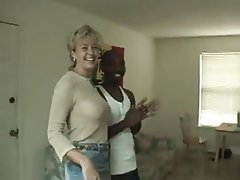 Interracial, MILF, Big Black Cock