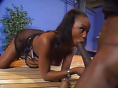 Mistress, African, Whore, Black