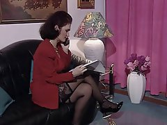 Cumshot, German, Hardcore, Stockings, Vintage