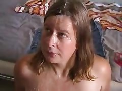 Amateur, Mature, Facial, Interracial, MILF