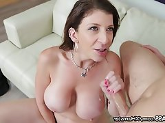 Cumshot, MILF, Old and Young, Mature
