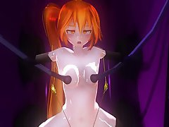 3d sex carine cosplays tomb raidr - 1 part 6