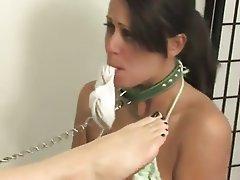 BDSM, Femdom, Foot Fetish, Lesbian