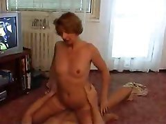Blowjob, Mature, Old and Young, Russian