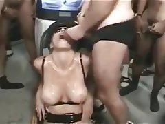 Bukkake, Pornstar